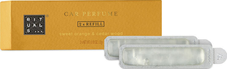 Life is a Journey - Refill Mehr Car Perfume