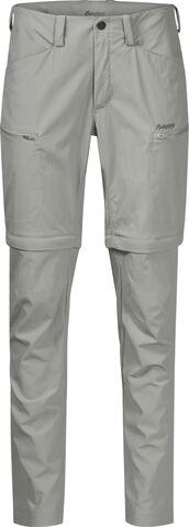 BER W Utne ZipOff Pants, Lt Green Mud