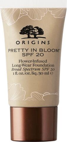 Pretty in Bloom™ Flower-Infused Long-Wear Foundation SPF 20 15 430 MED