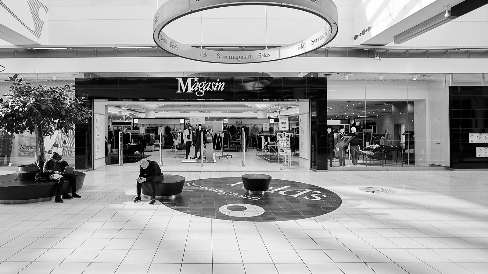 Magasin Fields